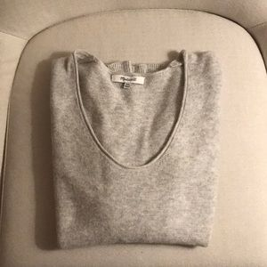 Grey Madewell Sweater